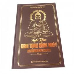 Nghi Thức Tụng Kinh Hằng Ngày - Thích Phước Tiến (Phật Pháp Ứng Dụng)
