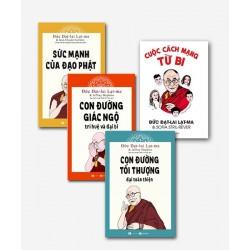 Bộ Sách Của Đức Đạt-lai Lạt-ma - Đức Đạt-lai Lạt-ma, Jeffrey Hopkins, Jean-Claude Carrière (ThaiHa Books)