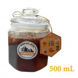 Đông Trùng Hạ Thảo Ngâm Mật Ong Himalaya (500ml)