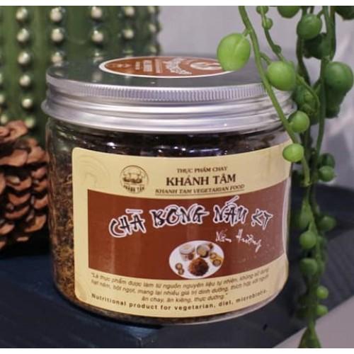 Chà Bông Nấm Hương KT - 100gr - Khánh Tâm