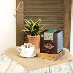 Cà phê Bồ Công Anh (Dandelion Coffee) -  Hộp 6 phin giấy - P & K